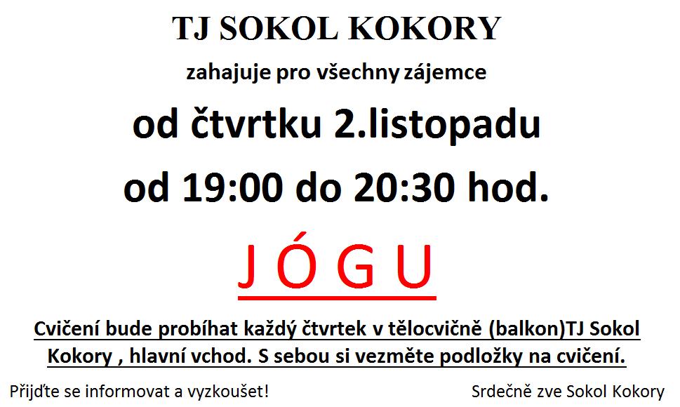 noviny - Obec Kokory